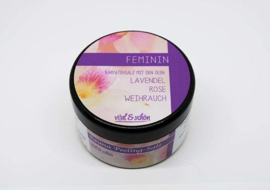 Sauna-Peeling Feminin 2